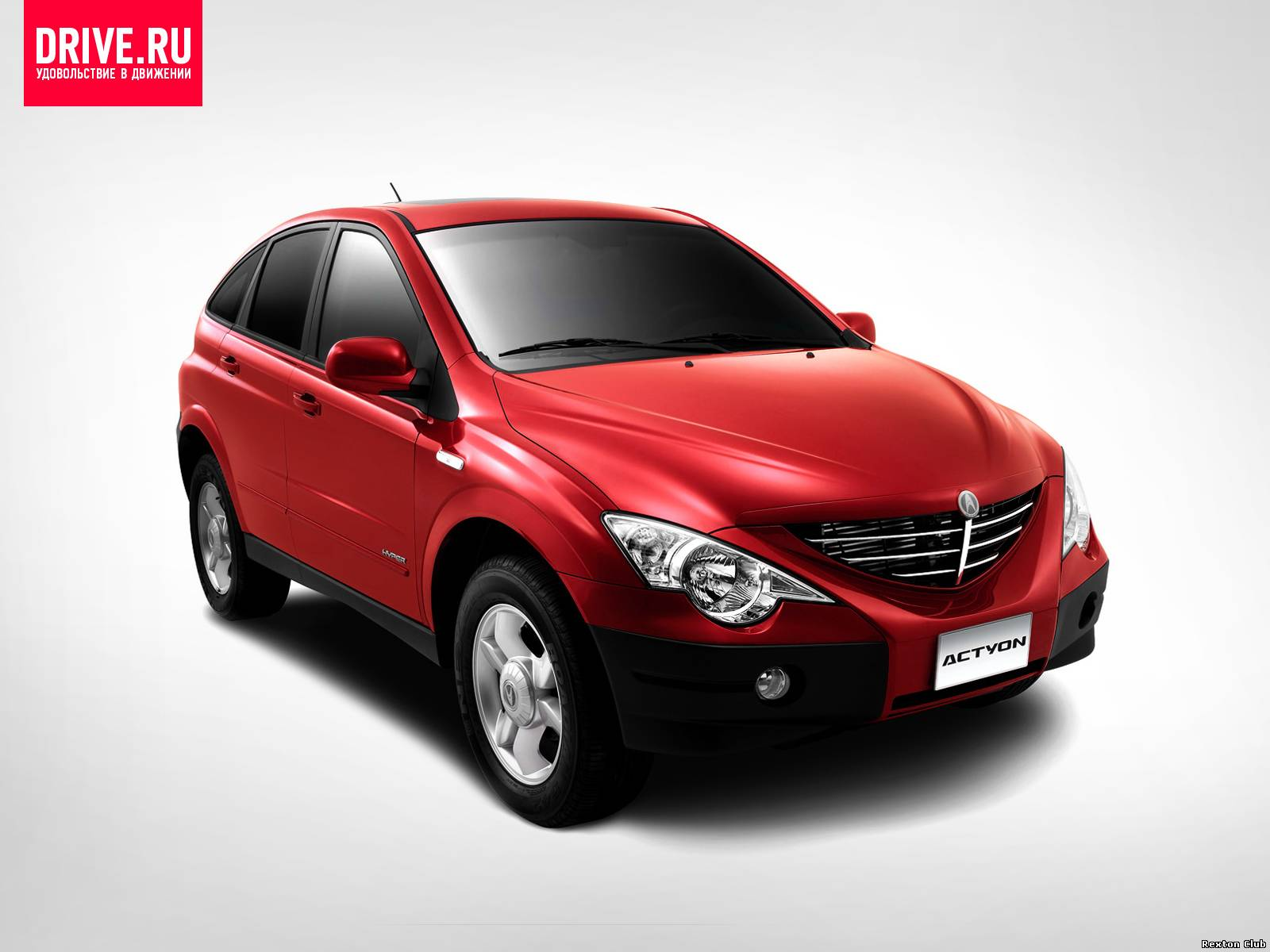 Фото SsangYong Actyon.